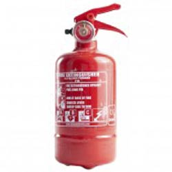 600g Budget Dry Powder Fire Extinguisher